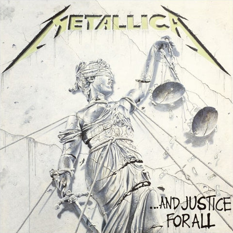 Metallica - ...And Justice For All Vinyl 2LP - direct audio