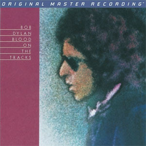 Bob Dylan - Blood on the Tracks on Numbered Limited Edition 180g LP from Mobile Fidelity - direct audio