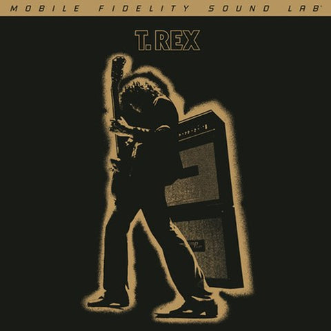 T. Rex - Electric Warrior on Numbered Limited Edition 180g 45RPM 2LP from Mobile Fidelity (Out Of Stock) - direct audio