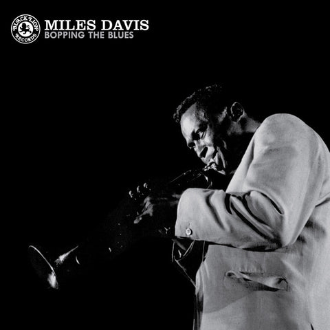 Miles Davis - Bopping the Blues on Numbered, Limited Deluxe Edition 180g LP + 45RPM 2LP - direct audio