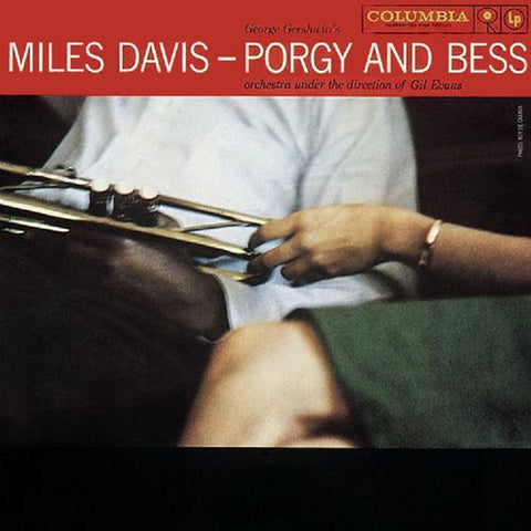 Miles Davis - Porgy And Bess on Limited Edition 180g Mono LP - direct audio