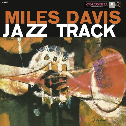Miles Davis - Jazz Track on Numbered Limited Edition 180g Mono LP - direct audio