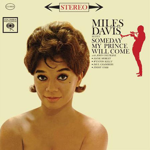 Miles Davis - Someday My Prince Will Come on Numbered Limited Edition 180g Mono LP - direct audio