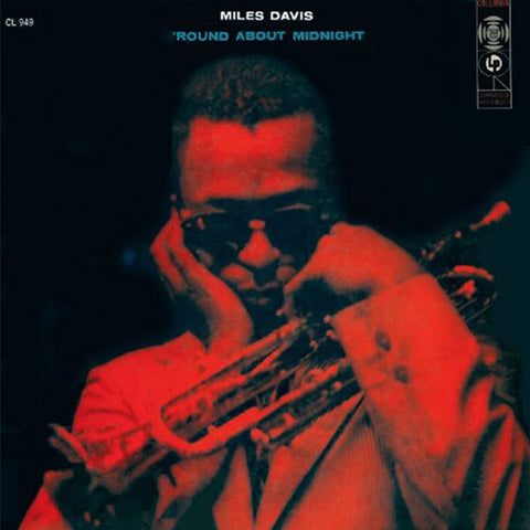 Miles Davis - 'Round About Midnight on Numbered Limited Edition 180g Mono LP - direct audio
