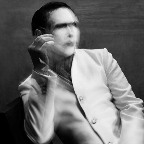 Marilyn Manson - The Pale Emperor on 2LP - direct audio
