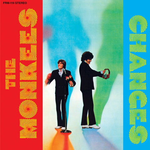 The Monkees - Changes Colored 180g Vinyl LP - direct audio