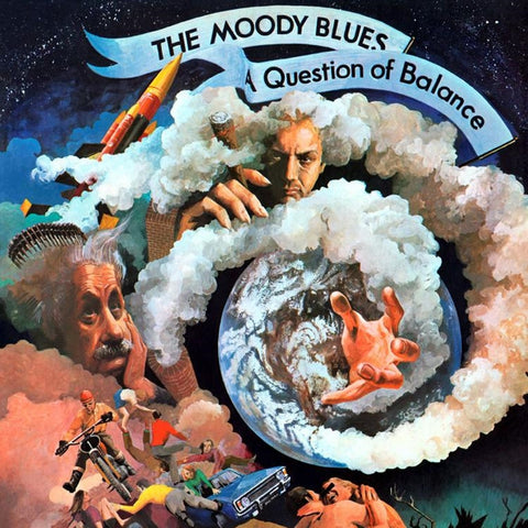 The Moody Blues - A Question Of Balance 180g Vinyl LP - direct audio