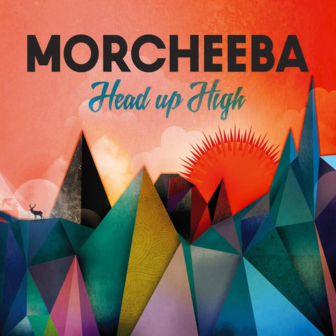 Morcheeba - Head Up High on 180g 2LP + CD - direct audio