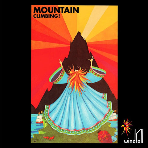 Mountain - Climbing! on Limited Edition 180g LP - direct audio