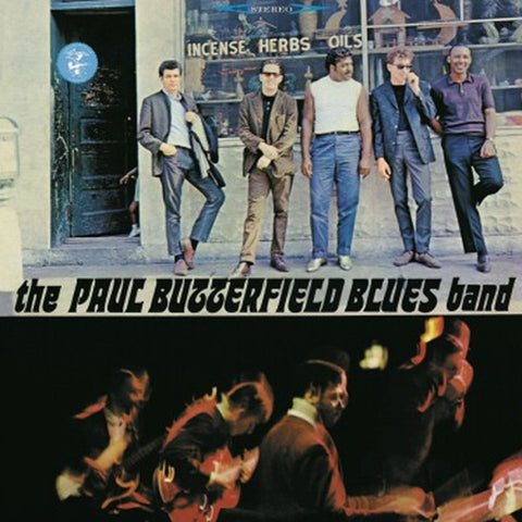 The Paul Butterfield Blues Band - The Paul Butterfield Blues Band numbered Limited Edition 180g Import Vinyl LP - direct audio