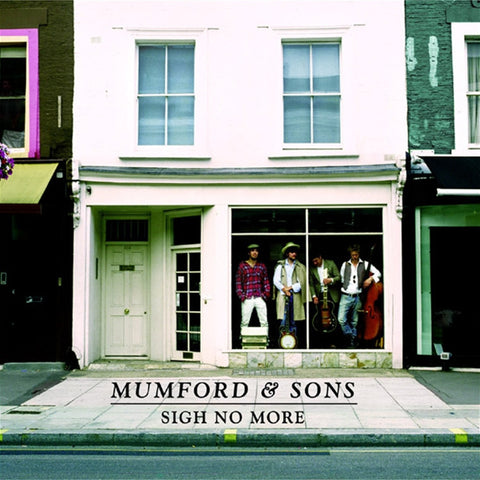 Mumford And Sons - Sigh No More on Vinyl 2LP - direct audio