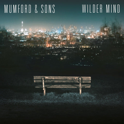 Mumford And Sons - Wilder Mind on 180g LP + Download - direct audio