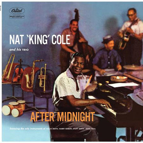 Nat King Cole - After Midnight on 180g 45RPM 3LP Set (Awaiting Repress) - direct audio