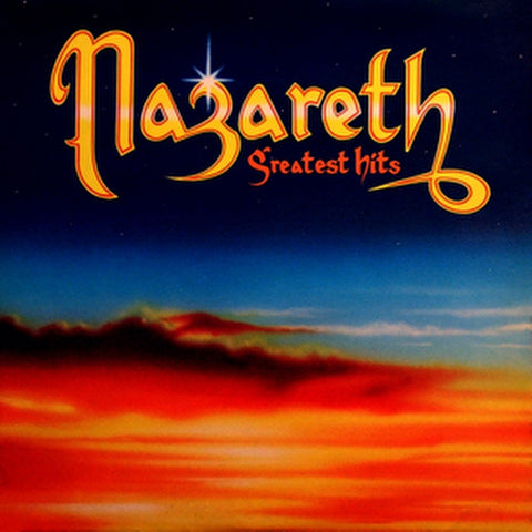 Nazareth - Greatest Hits 180g Vinyl 2LP (Backordered) - direct audio