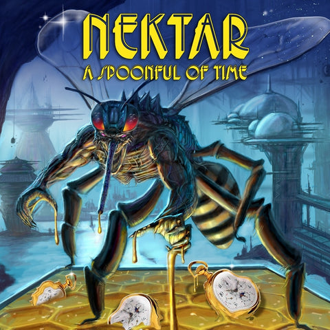 Nektar - A Spoonful Of Time on 2LP - direct audio
