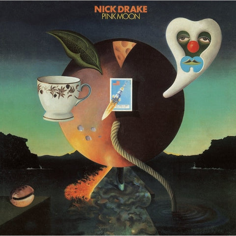 Nick Drake - Pink Moon on 180g LP - direct audio