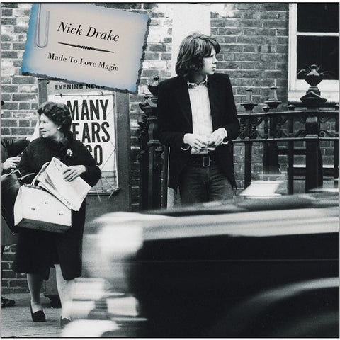 Nick Drake - Made To Love Magic Vinyl LP - direct audio