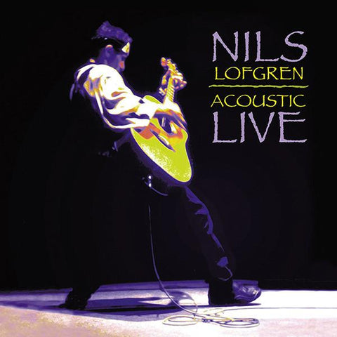 Nils Lofgren - Acoustic Live 200g 45RPM Vinyl 4LP - direct audio