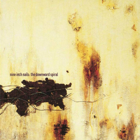 Nine Inch Nails - The Downward Spiral on 2 SACD - direct audio