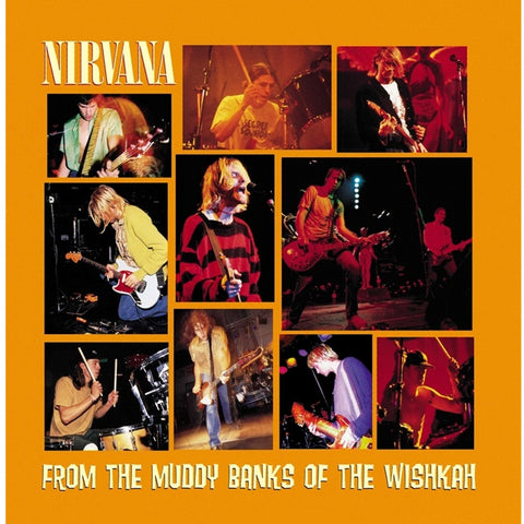 Nirvana - From The Muddy Banks Of The Wishkah on 2LP