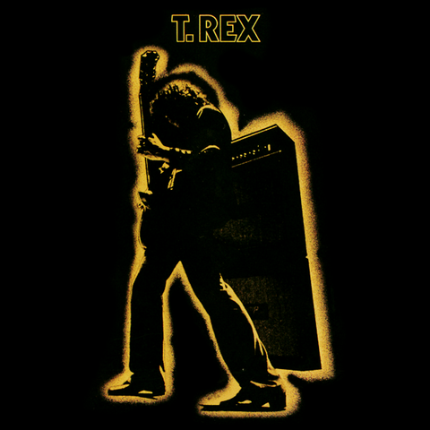 T. Rex - Electric Warrior on LP - direct audio