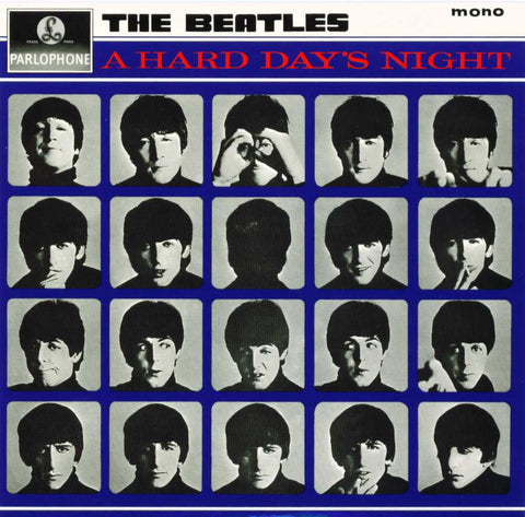 The Beatles - A Hard Day's Night 180g Vinyl LP - direct audio