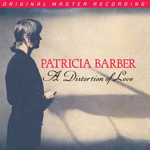 Patricia Barber - A Distortion of Love on Numbered Limited Edition 180g LP from Mobile Fidelity - direct audio