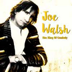 Joe Walsh - King of Comedy Import on Limited Edition 2LP - direct audio