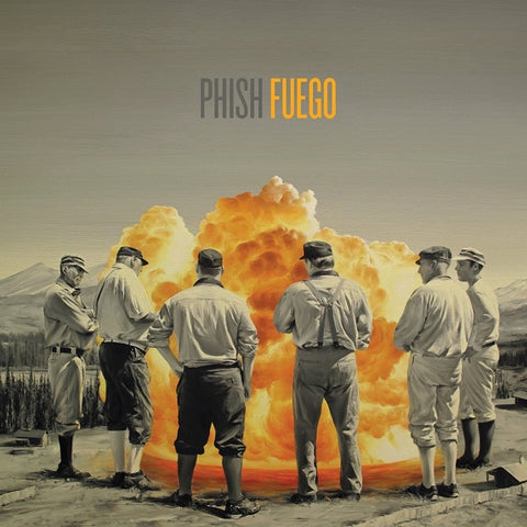 Phish - Fuego on Limited Edition 180g 2LP + Download - direct audio