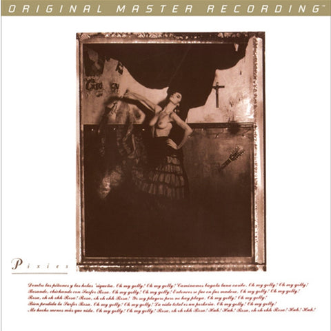Pixies - Surfer Rosa on Numbered Limited-Edition Hybrid SACD from Mobile Fidelity - direct audio