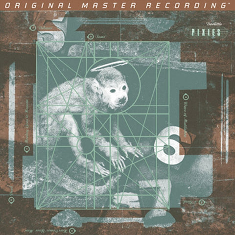 Pixies - Doolittle on Numbered Limited-Edition 180g LP from Mobile Fidelity - direct audio