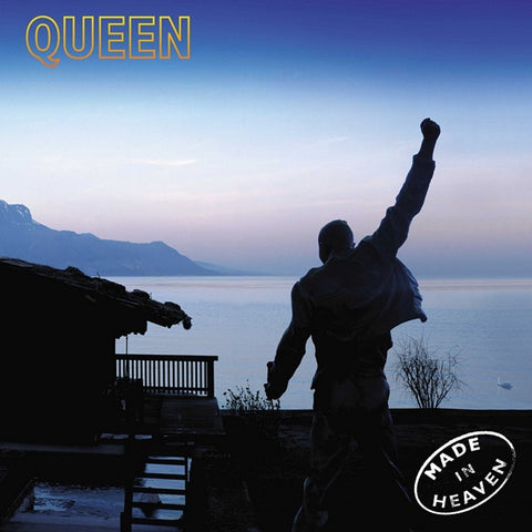 Queen - Made In Heaven on 180g Vinyl 2LP - direct audio