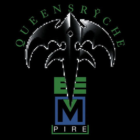Queensrÿche - Empire Anniversary Edition 180g Vinyl 2LP (Out Of Stock) - direct audio