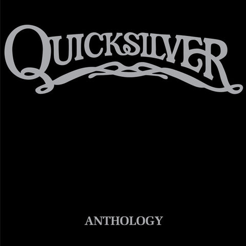 Quicksilver - Anthology on Limited Edition 180g 2LP - direct audio