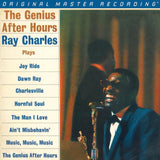 Ray Charles - The Genius After Hours on Numbered Limited Edition SACD from Mobile Fidelity - direct audio