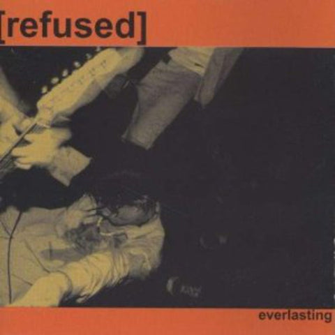 Refused - Everlasting EP on Limited Edition LP - direct audio