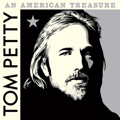 Tom Petty - An American Treasure Vinyl 6LP Box Set