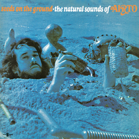 Airto Seeds On The Ground - The Natural Sounds Of Airto Colored Vinyl LP - direct audio