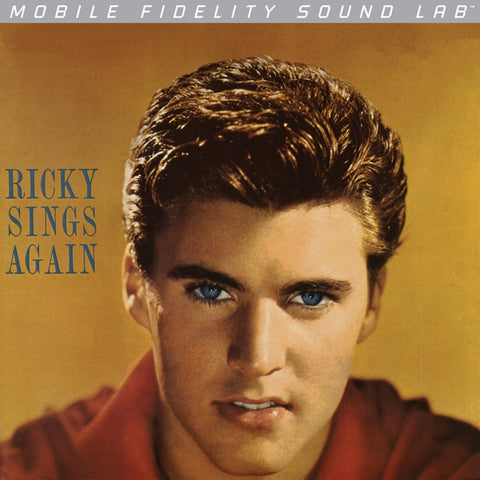 Ricky Nelson - Ricky Sings Again on Numbered Limited Edition LP from Mobile Fidelity Silver Label - direct audio