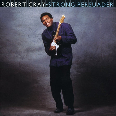 Robert Cray - Strong Persuader on 200g LP - direct audio
