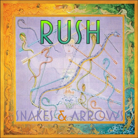 Rush - Snakes And Arrows 200g 2LP + Download - direct audio