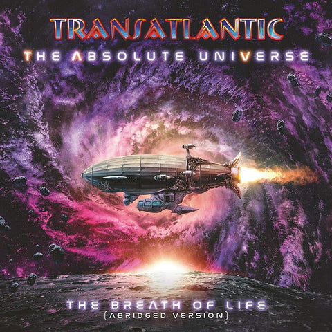 Transatlantic - The Absolute Universe: The Breath of Life (Abridged Version) Vinyl 2LP + CD - direct audio