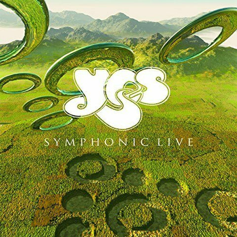 Yes - Symphonic Live Vinyl 2LP + CD - direct audio