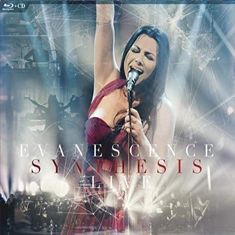 Evanescence - Synthesis Live Blu-ray + CD
