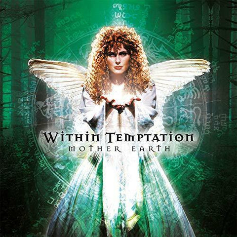 Within Temptation Mother Earth Numbered Limited Edition Colored 180g Import Vinyl 2LP