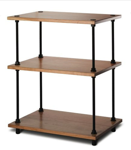 Salamander Designs - Archetype 3-Shelf Audio Stand (Cherry) - direct audio