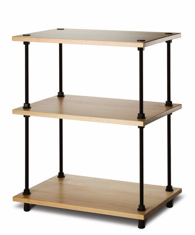Salamander Designs - Archetype 3-Shelf Audio Stand (Maple) - direct audio