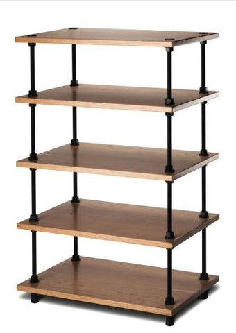 Salamander Designs - Archetype 5-Shelf Audio Stand (Cherry) - direct audio