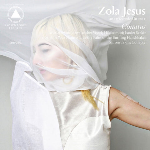 Zola Jesus - Conatus Vinyl LP - direct audio