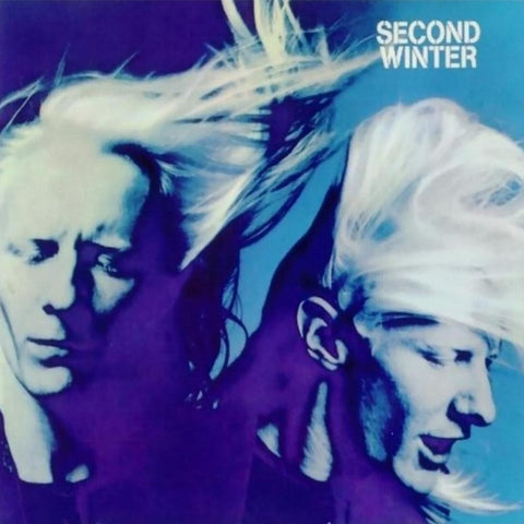 Johnny Winter - Second Winter on Limited Edition 180g 2LP - direct audio